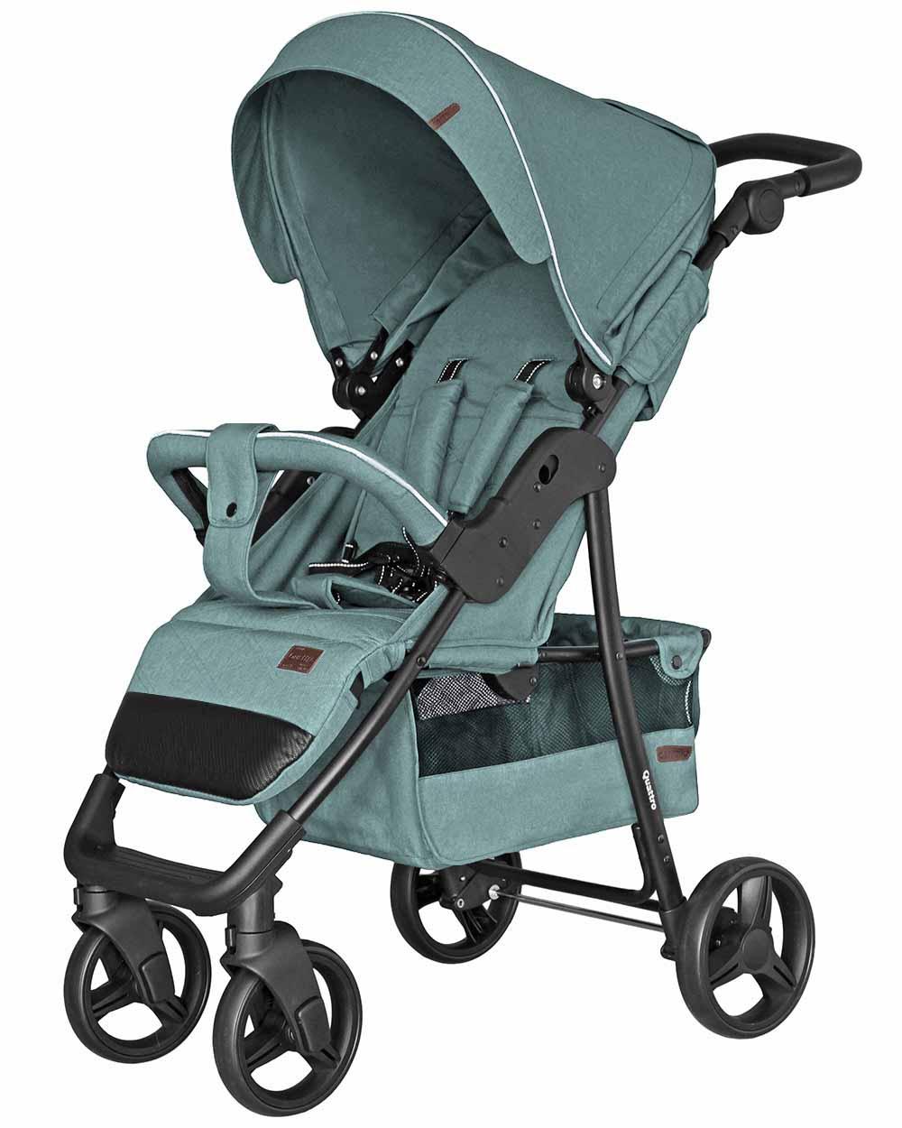 Детская коляска прогулочная  CARRELLO Quattro CRL-8502/3 Pine Green