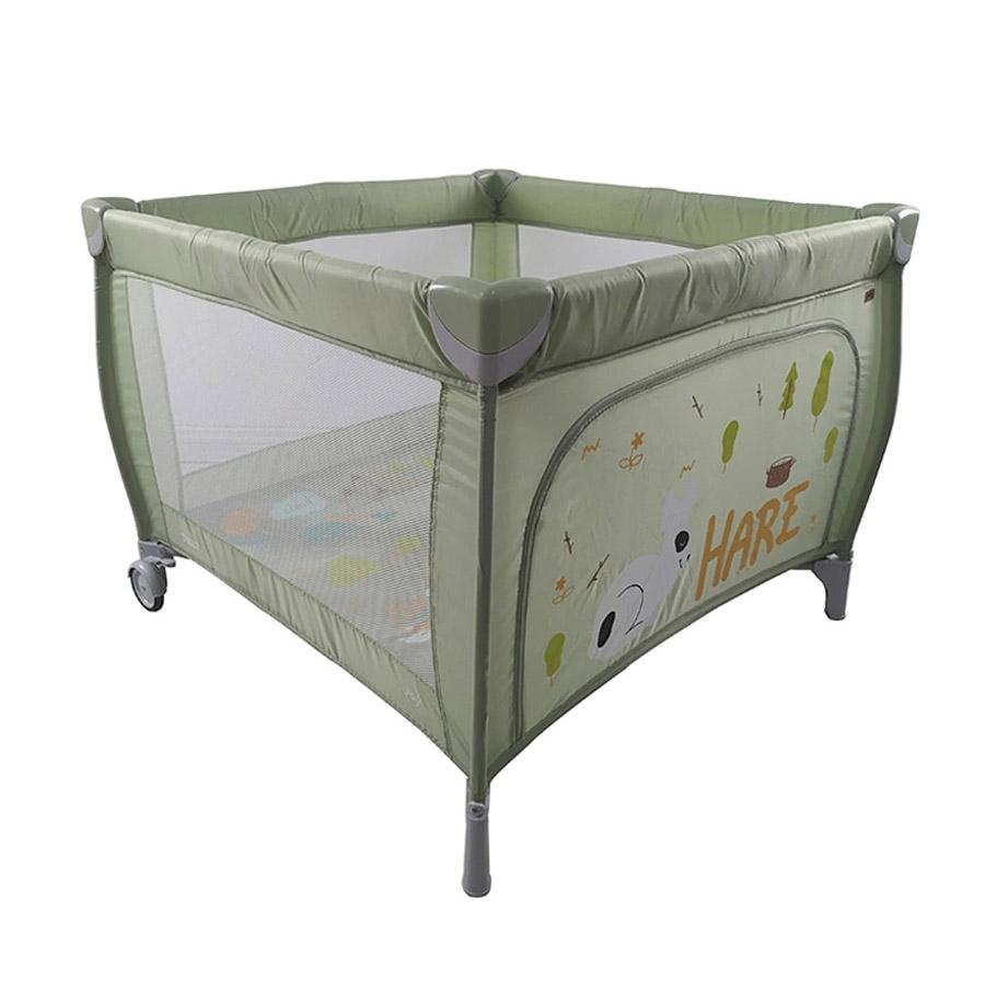 Манеж детский  BABY TILLY  T-1031 Joy Mint Green