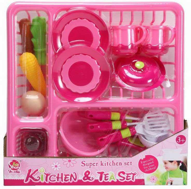 Набор посуды №SK62А/дисплей/30*28*9,5