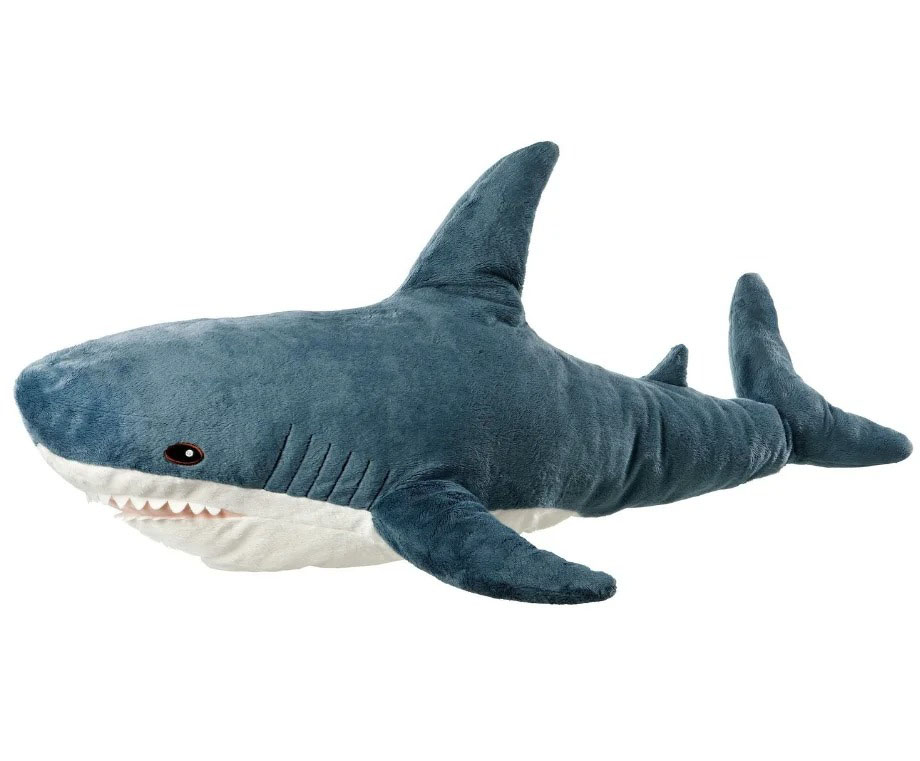 Акула 120см