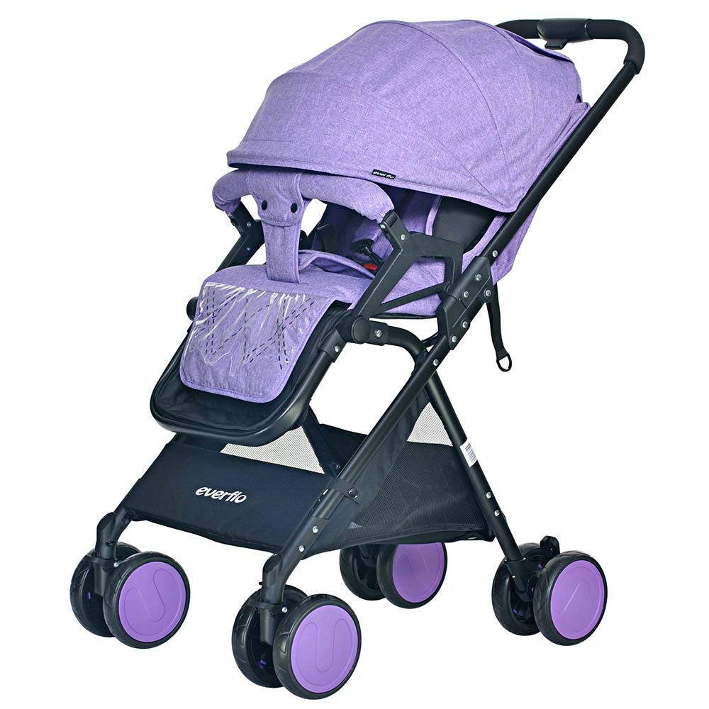 Прогулочная коляска Everflo Сruise purple E-550