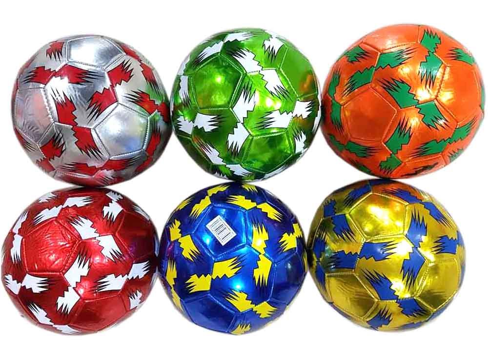 Мяч E27830 футбол 280гр, 6 видов