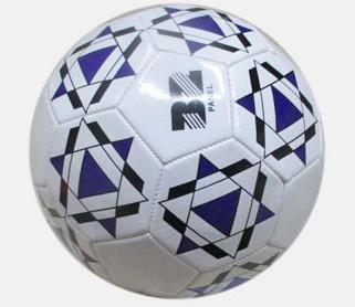 Мяч R14116 футбол 3цв 290 гр в пакете