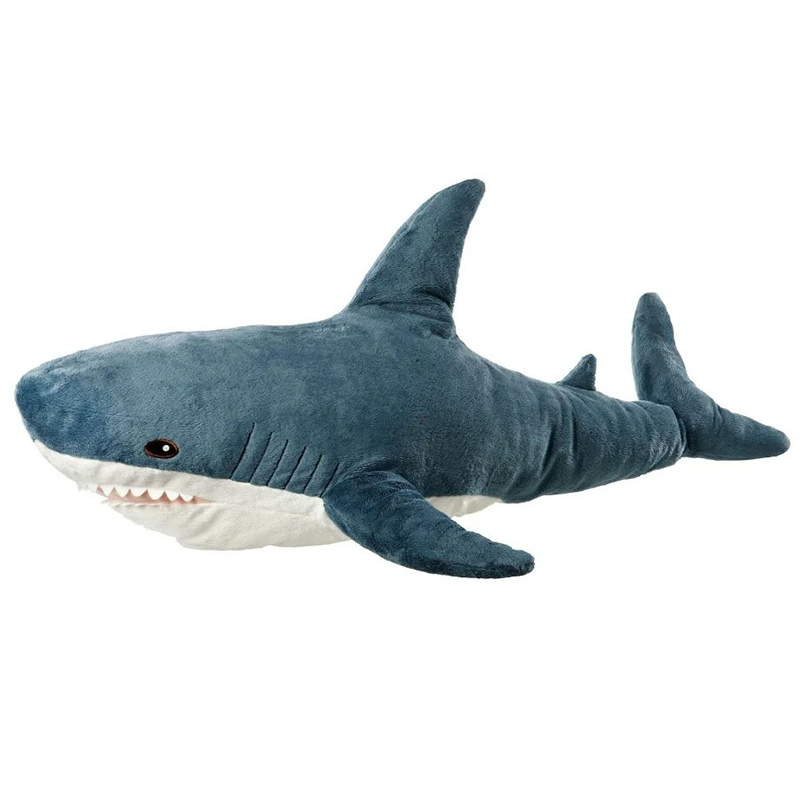 Акула мех 50см TT439