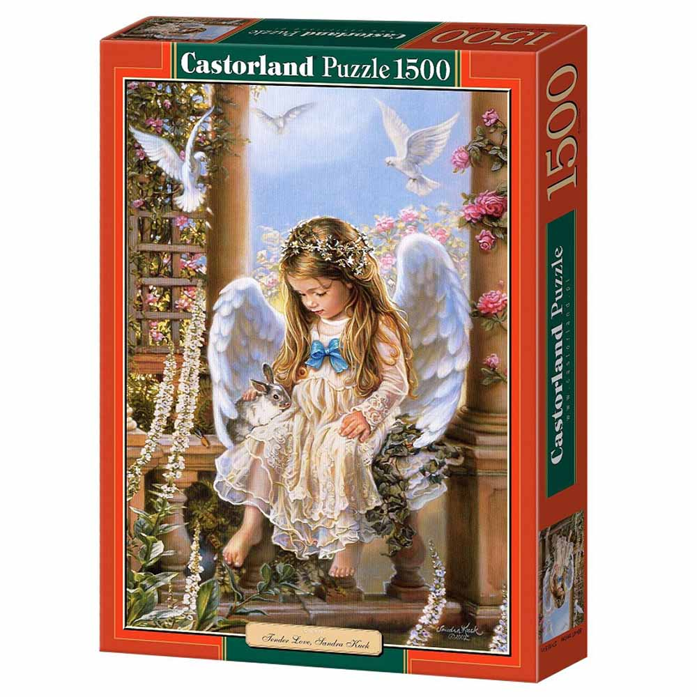 Пазл Касторленд 1500 151165