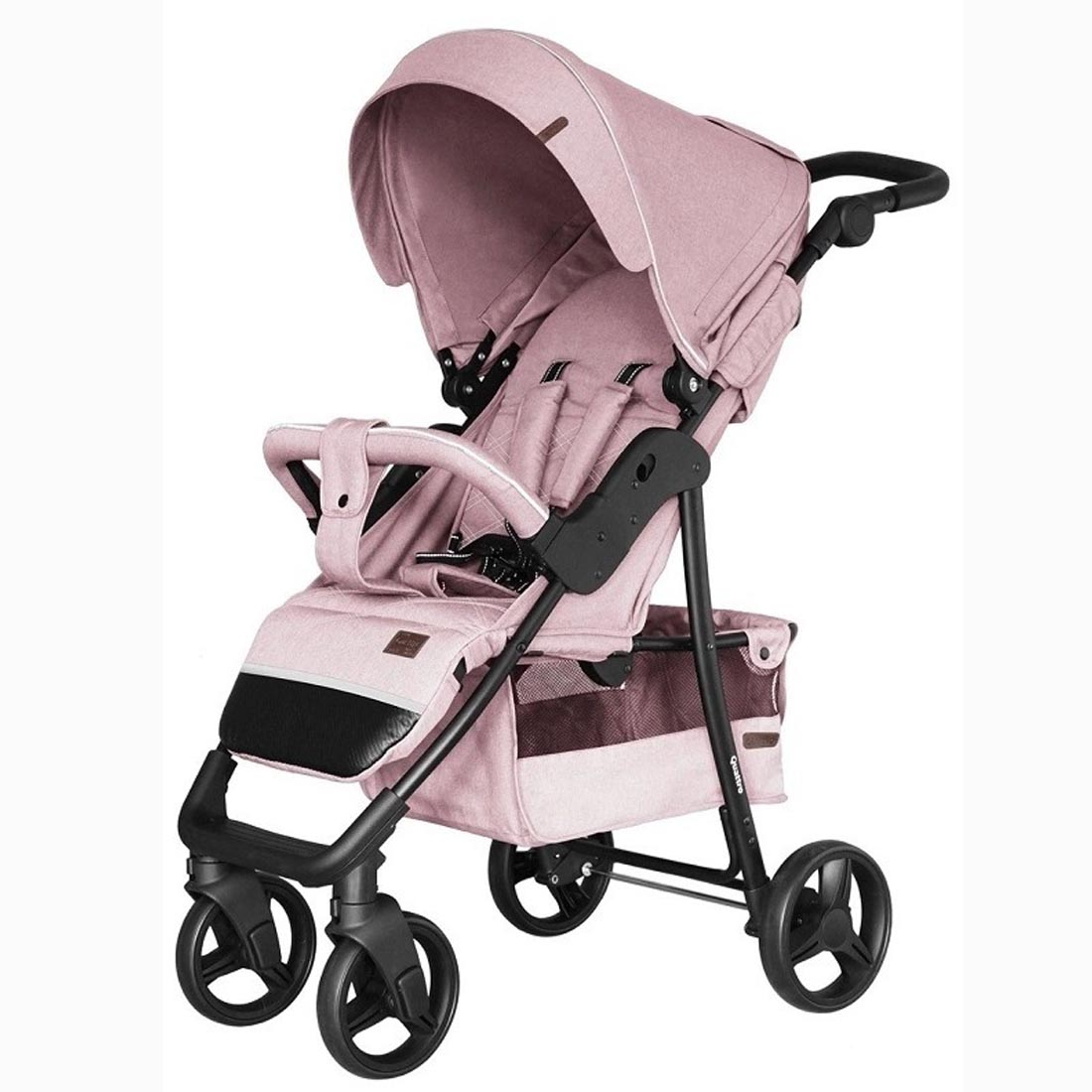Детская коляска прогулочная  CARRELLO Quattro CRL-8502/3 Vanilla Pink