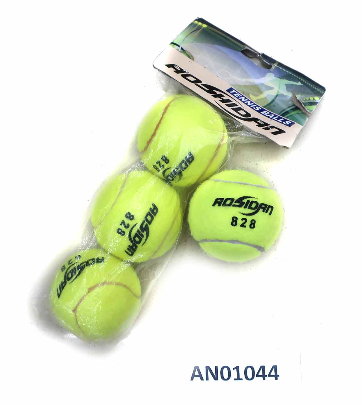Теннисный мяч в пакете Арт. AN01044