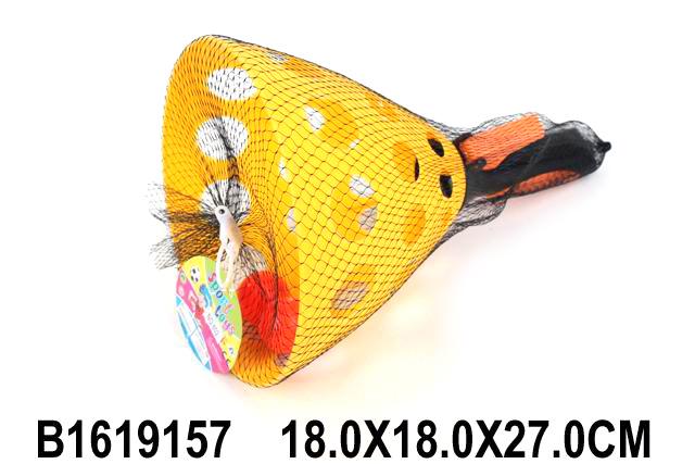"Игра ""Поймай шарик 4"" (18х18х27 см) в сетке (Арт. 1619157)"