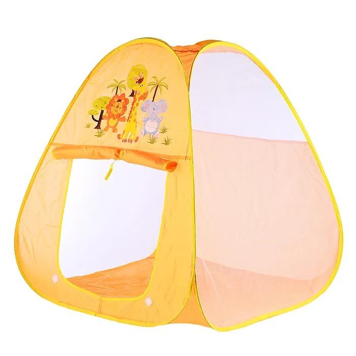 Игровая палатка №225-14/пакет/35*35*5