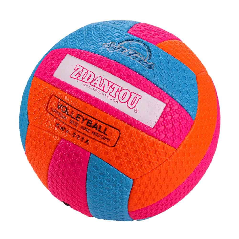Мяч волейбольный ПУ (260гр), цветной Арт. AN01110