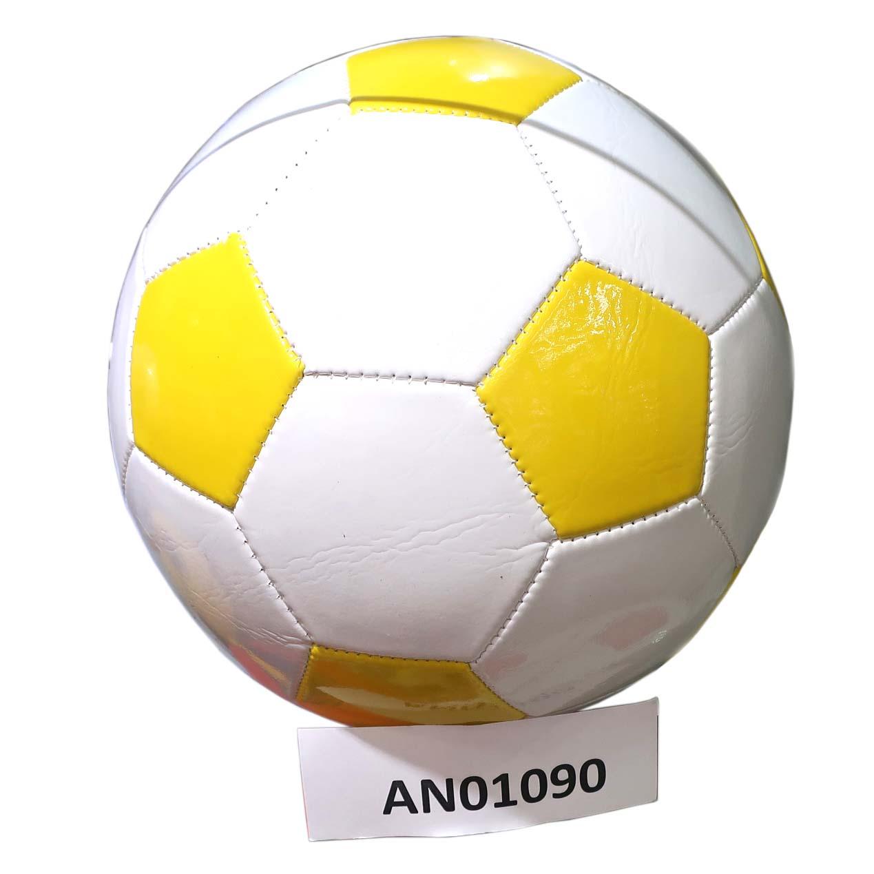 Мяч футбольный ПВХ (240гр) (5 размер), цвет mix Арт. AN01090