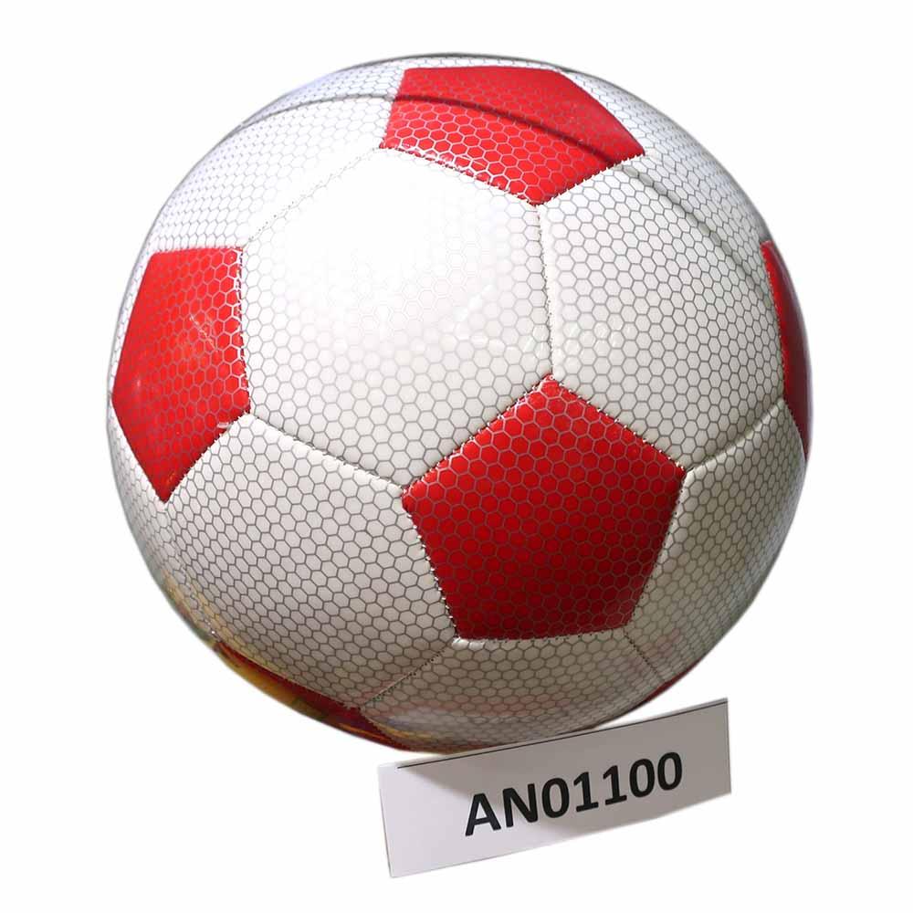 Мяч футбольный ПУ (310гр) (размер 5), 1 цвет Арт. AN01100