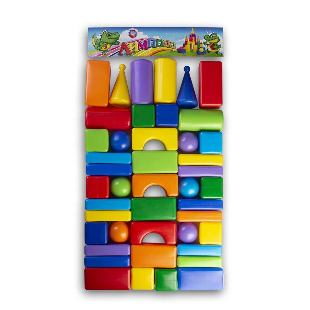 Строительный набор 44 дет. 37301