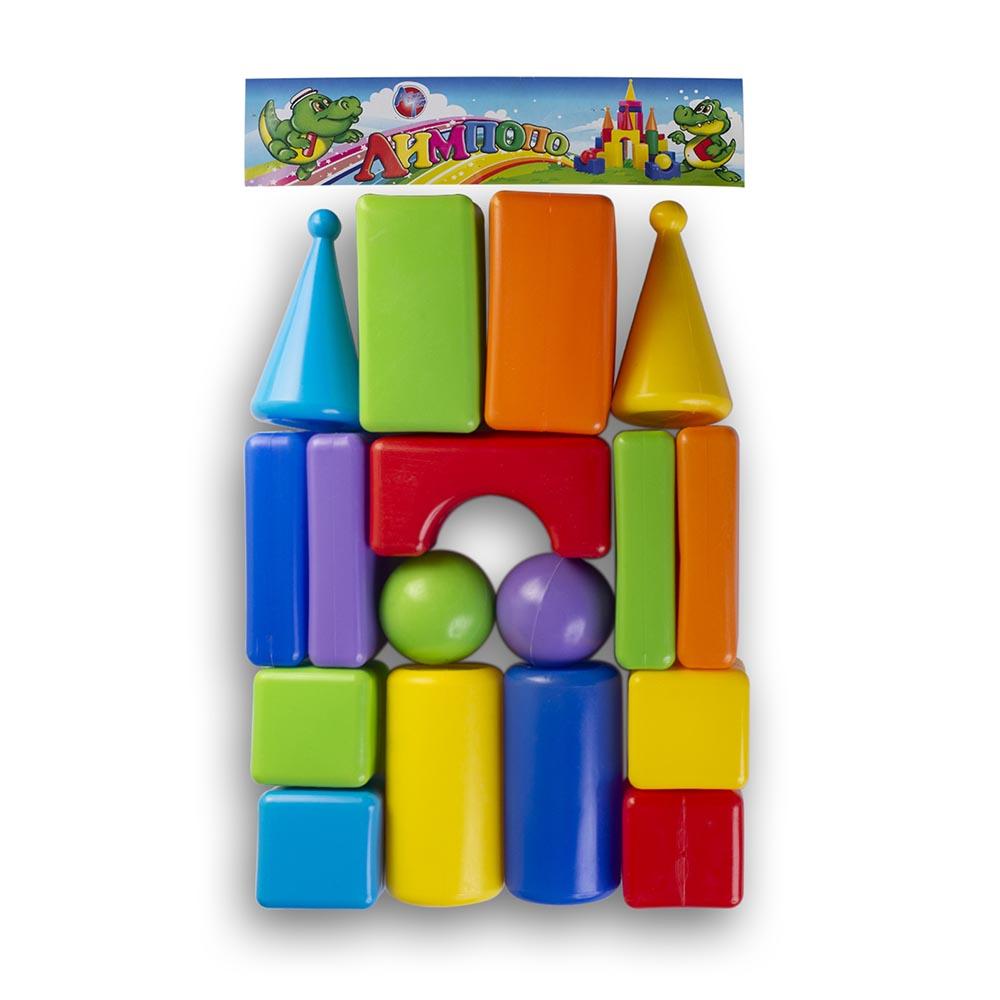 Строительный набор 17 дет. 37304