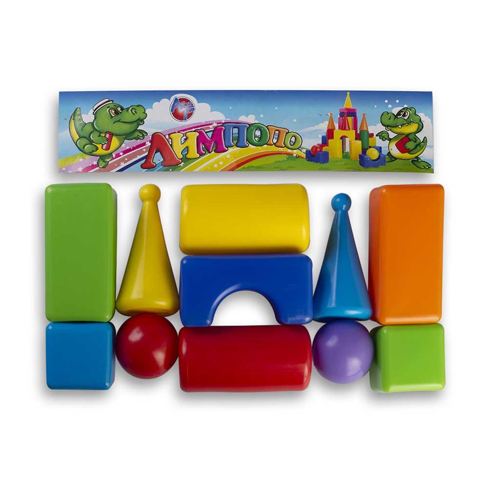 Строительный набор 11 дет. 37305