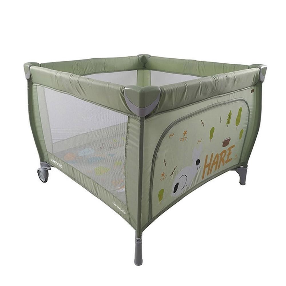 Манеж детский CRL-9204/1 Grande Mint Green
