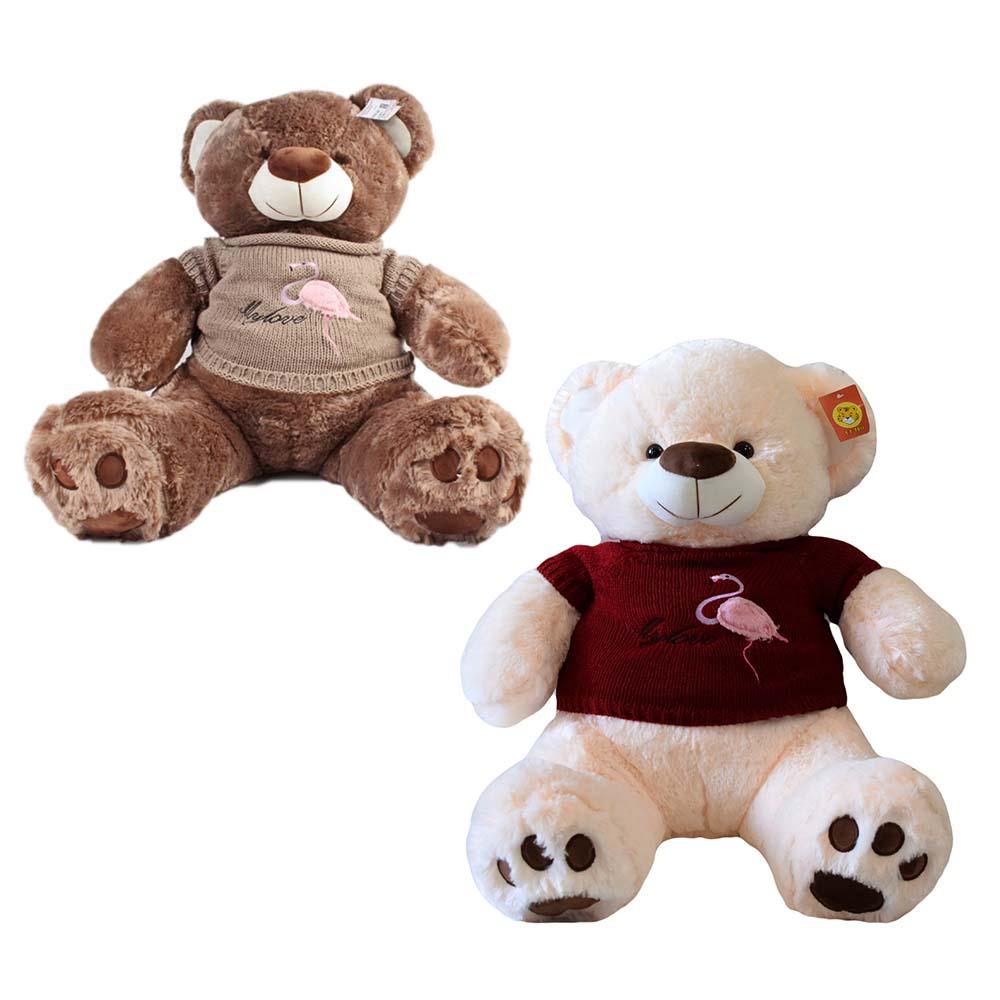 7102-45 Медведь в кофте