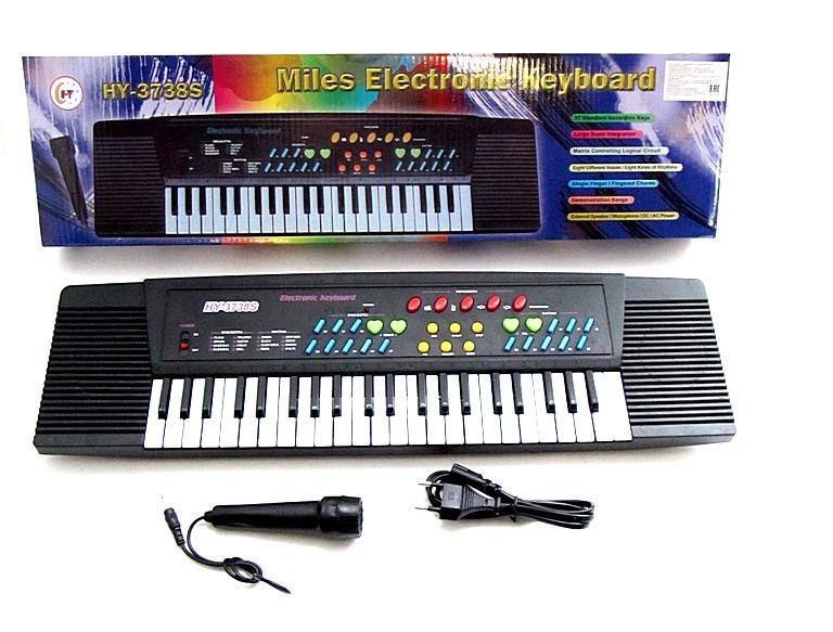 Пианино ELI3738S с микрофоном кор./60/