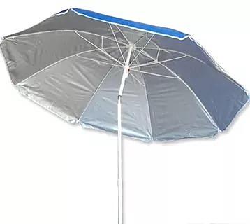 Зонт 1,8 м наклон + напыление  0035