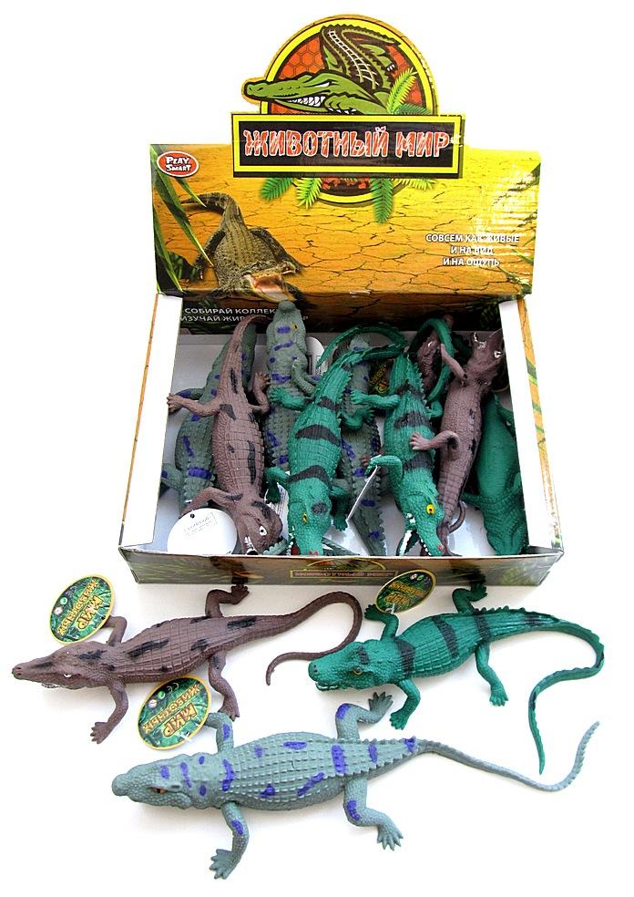 Животные 7206 крокодилы