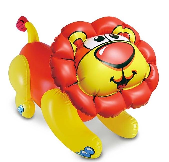 """Большая игрушка  """"Лев, что смеется"""""""