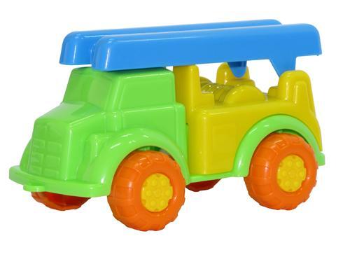 Антошка, автомобиль пожарный 4724