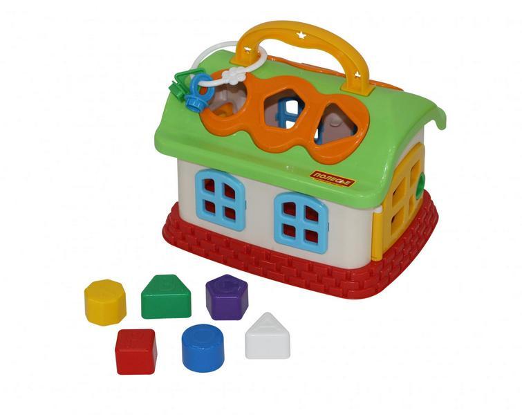 Сказочный домик (в сеточке) 48745