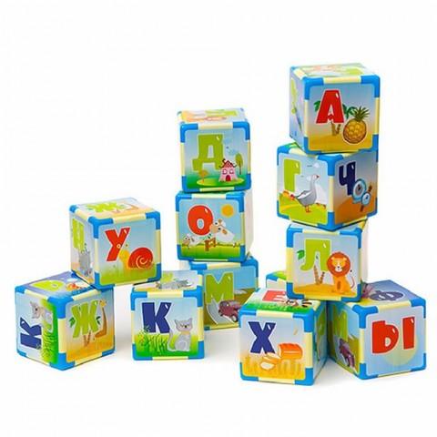 Кубики Азбука Малые 511 В3