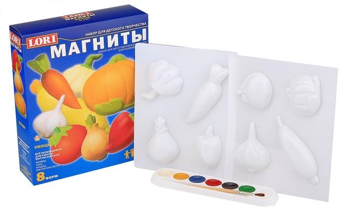 """Фигурки на магнитах """"Овощи"""" М-002"""