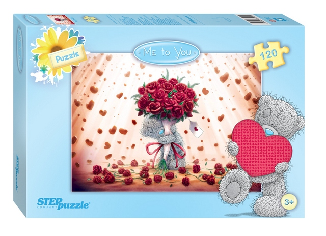 "Мозаика puzzle 120 ""Me to You"" (Cartе Blansh) 75110"