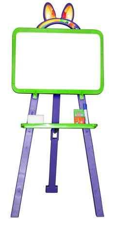Доска для рисования артикул 013777 зелено/фиолетовый