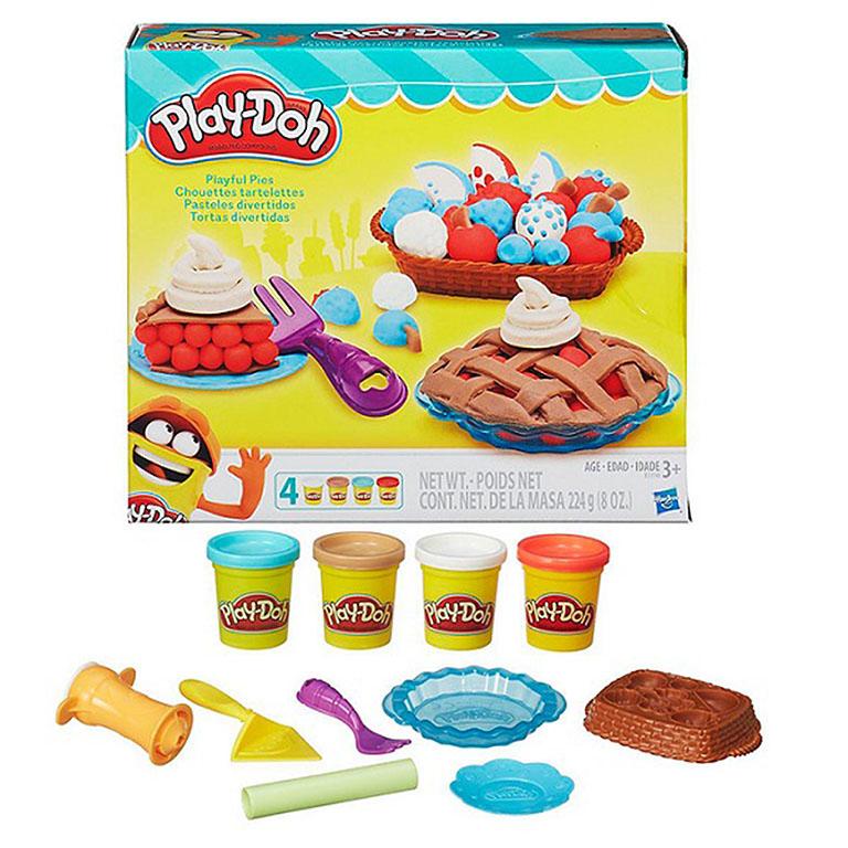 """Play-Doh  В3398 """"Ягодные тарталетки"""""""