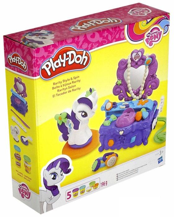 """Play-Doh В3400 Игровой набор """"Туалетный столик Рарити"""""""