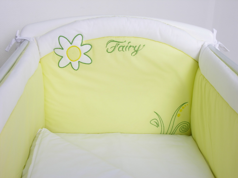 "Борт в кроватку Fairy ""На лугу"""