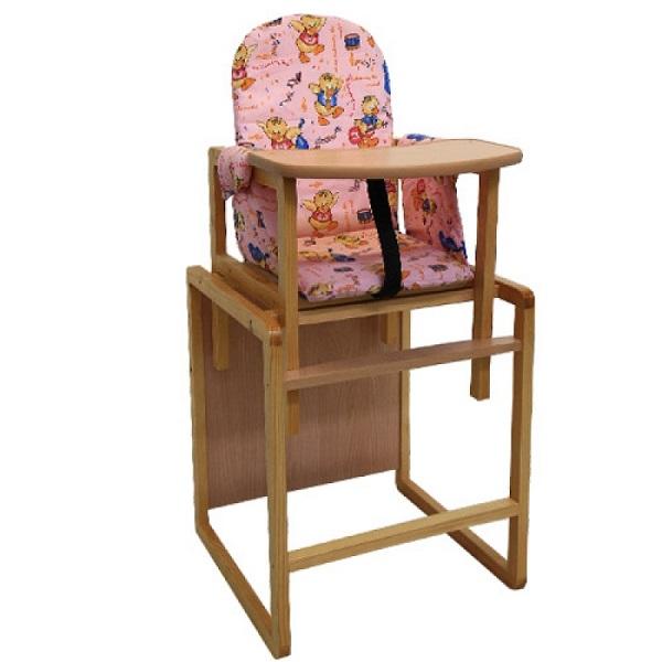 """Стол-стул  """"Алекс"""" розовый. Арт.СТД0106"""