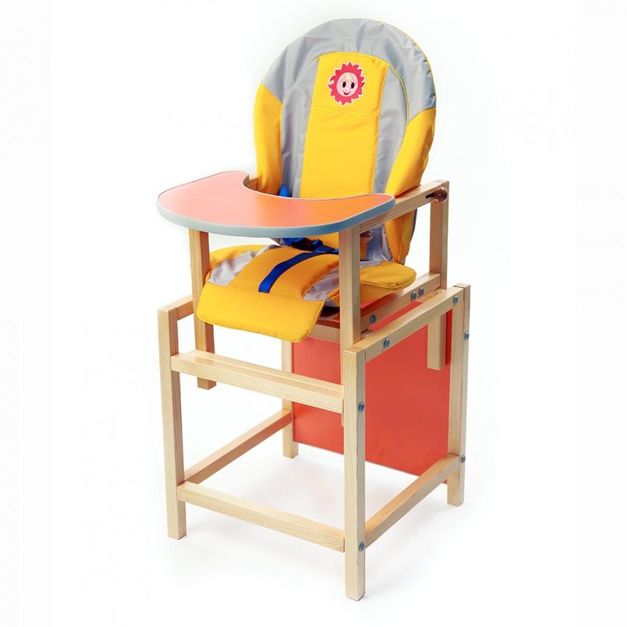 "Стол-стул  ""Солнышко"" Арт.СТД0604"