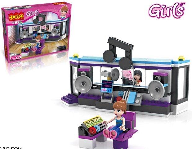 Конструктор COGO Girls 4526
