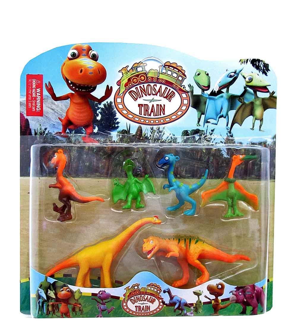 """Набор фигурок """"Поезд динозавров"""" 56416"""