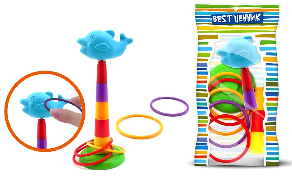Игрушка детская «Колечки»