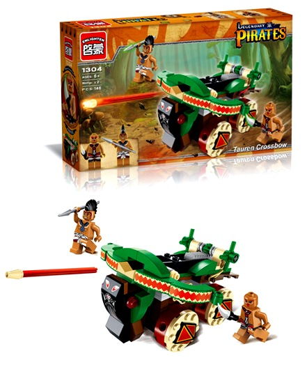 Конструктор Brick. Pirates 1304