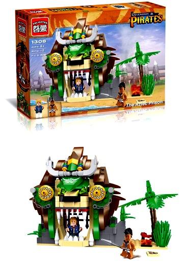 Конструктор Brick. Pirates 1308
