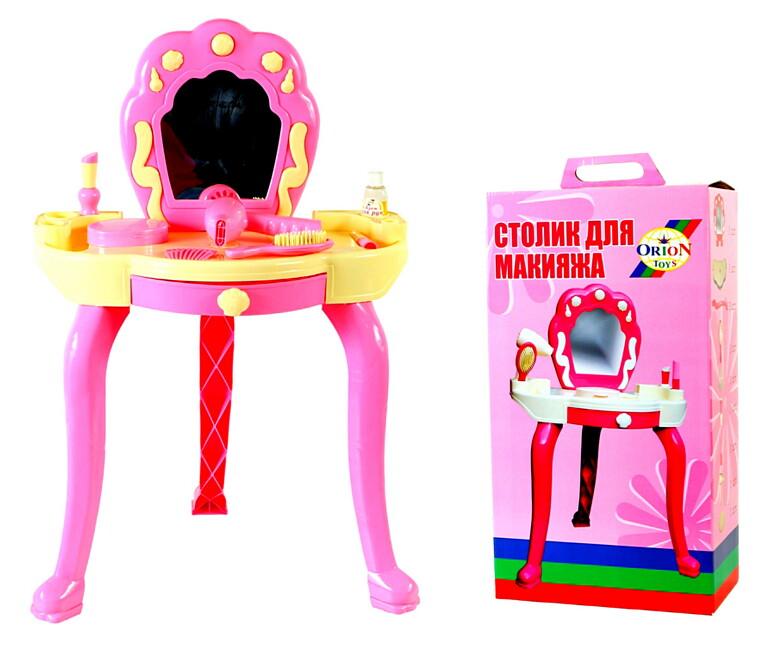 Столик для макияжа в подарочной упаковке 563а
