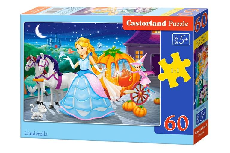 Пазлы Castorland 60  06908