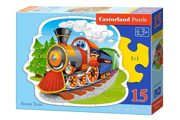 Пазлы Castorland 15 В-015153