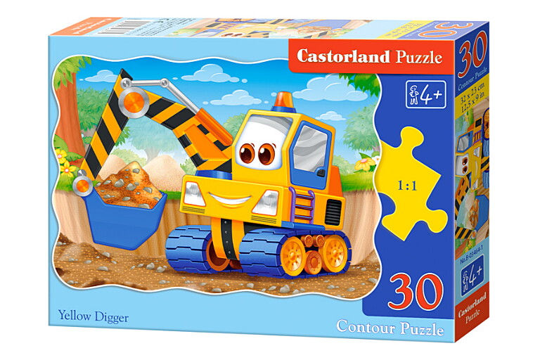 Пазлы Castorland 30 В-03464