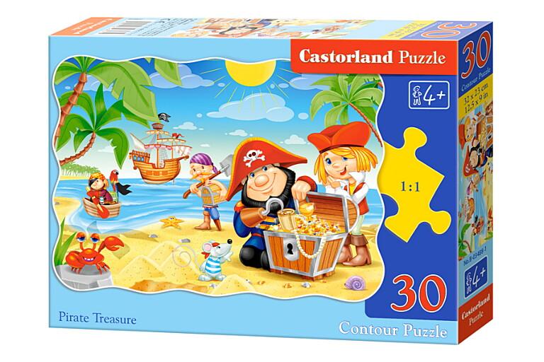 Пазлы Castorland 30 В-03488