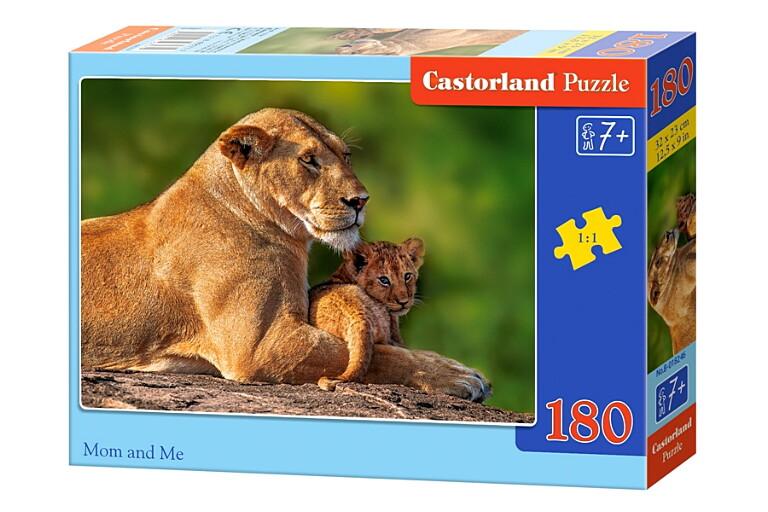 Пазлы Castorland 180  018246