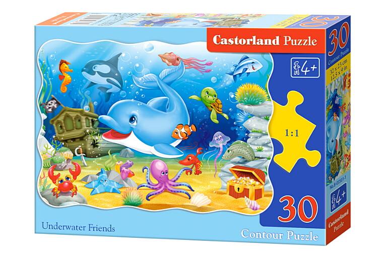 Пазлы Castorland 30 В-03501