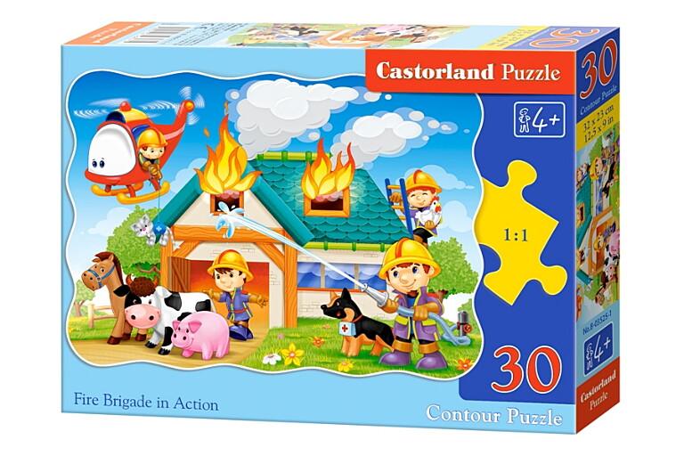 Пазлы Castorland 30 В-03525