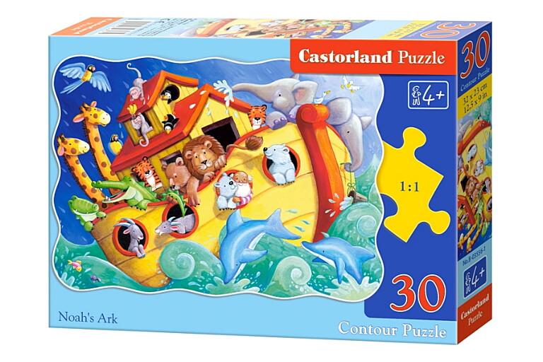 Пазлы Castorland 30 В-03556
